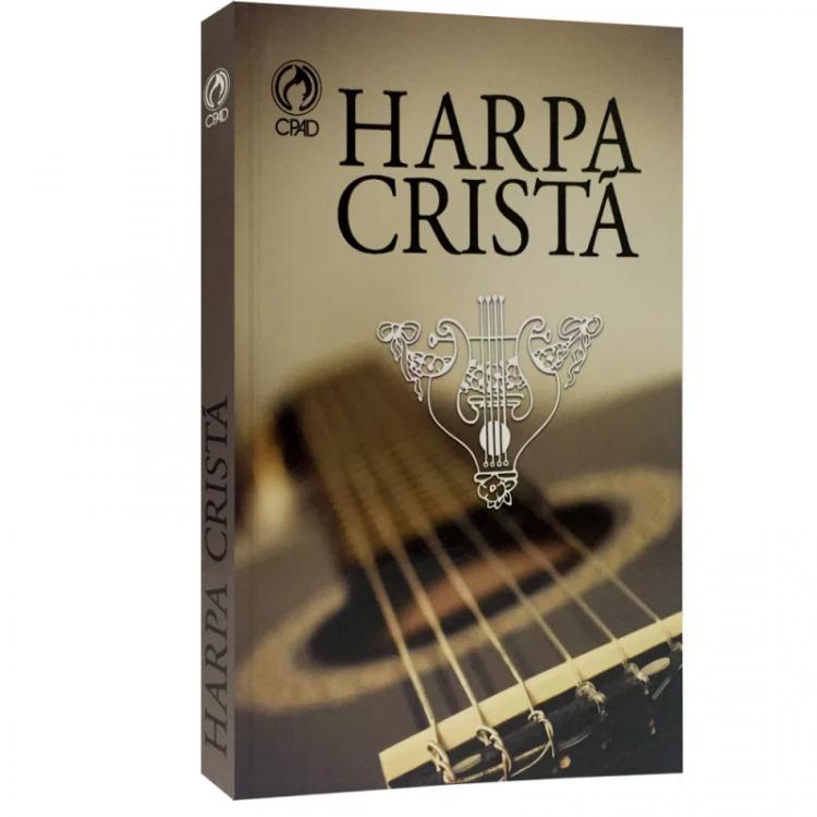 Harpa Cristã Popular Grande Violão