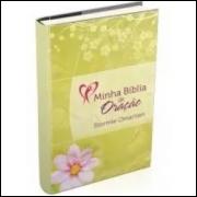 Bíblia Minha Bíblia de Oração Média Luxo
