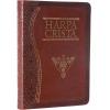 Harpa Cristã Luxo Grande Marrom