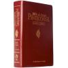 Bíblia de Estudo Pentecostal Média com Harpa Cristã Vinho